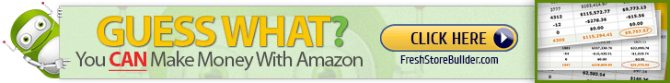 Fresh Store Builder - The Most Advanced Amazon Affiliate Software