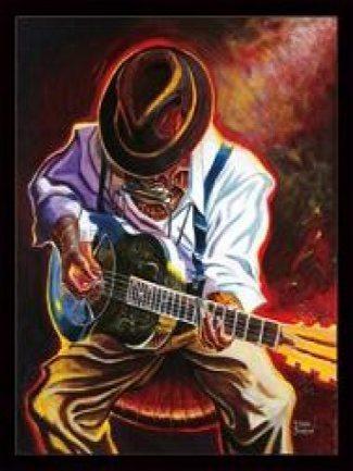 Acoustic Guitar-Dobro