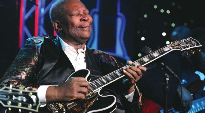 BB King Lived For The Blues