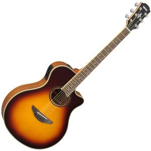 Acoustic-guitar-Yamaha