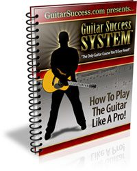 Guitar Success System-cover