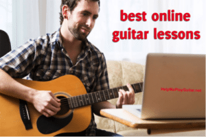 Online Guitar Tuition On The Rize