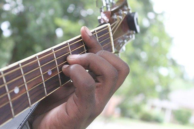 Guitar Chords In Music