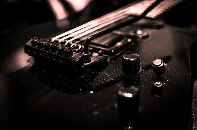 Guitar Vibrato Playing
