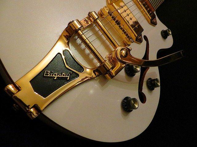 Play Guitar Vibrato