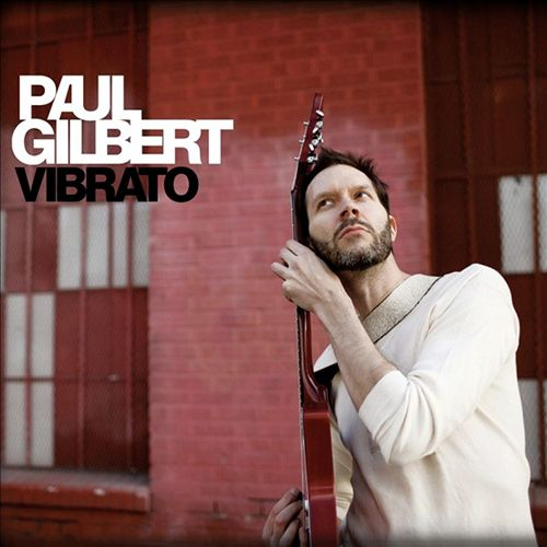 Guitar Vibrato Paul Gilbert