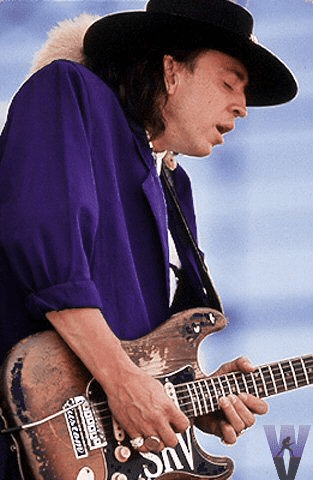 Learn Blues Guitar Like Stevie Ray