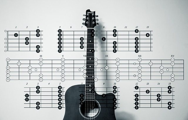 Learn Lots Of Guitar Chords