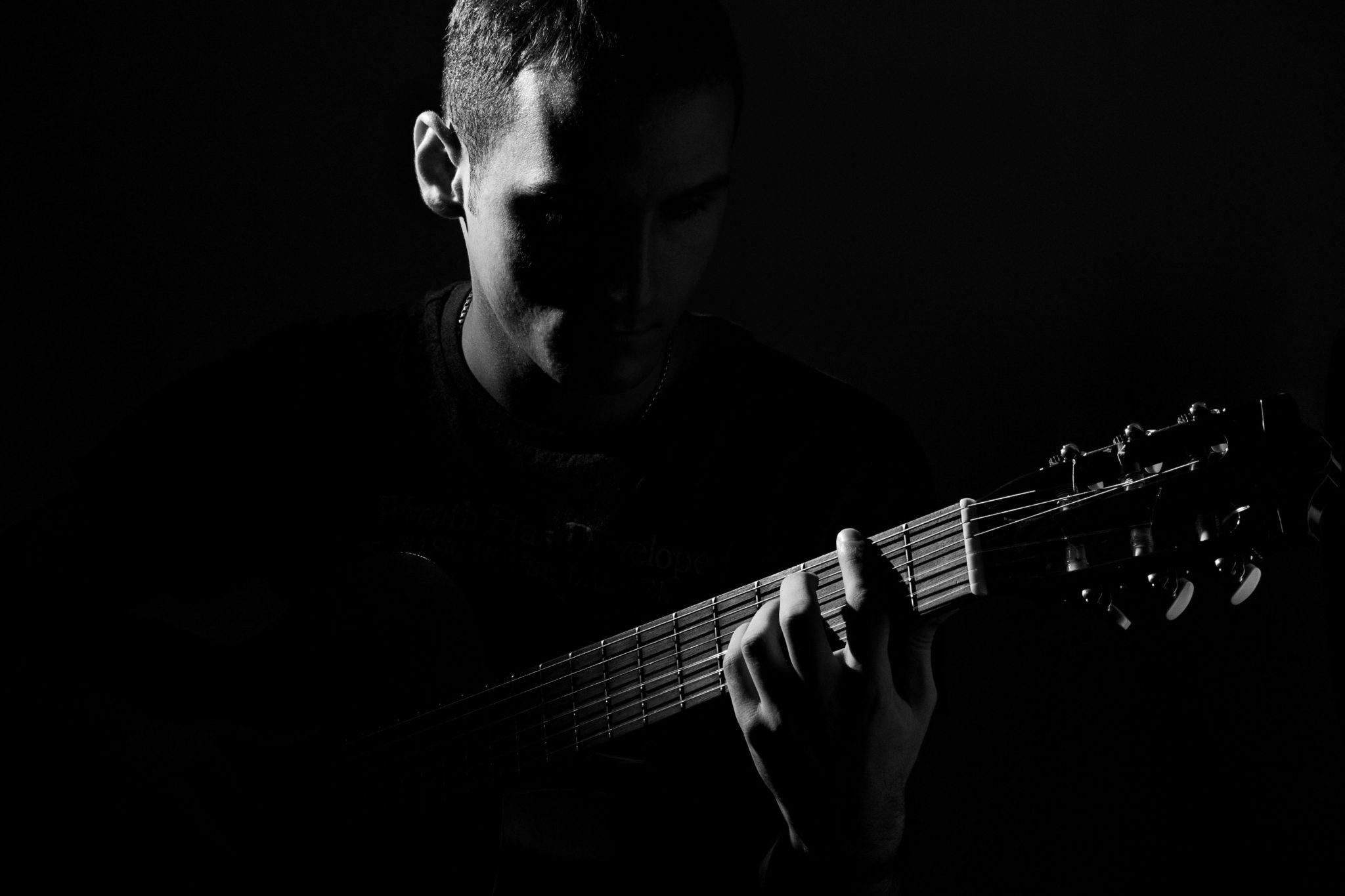 Improvisation Jazz Guitar Scales