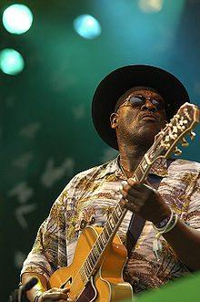 Beginners blues guitar online