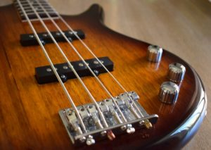 Blues bass guitar lesson