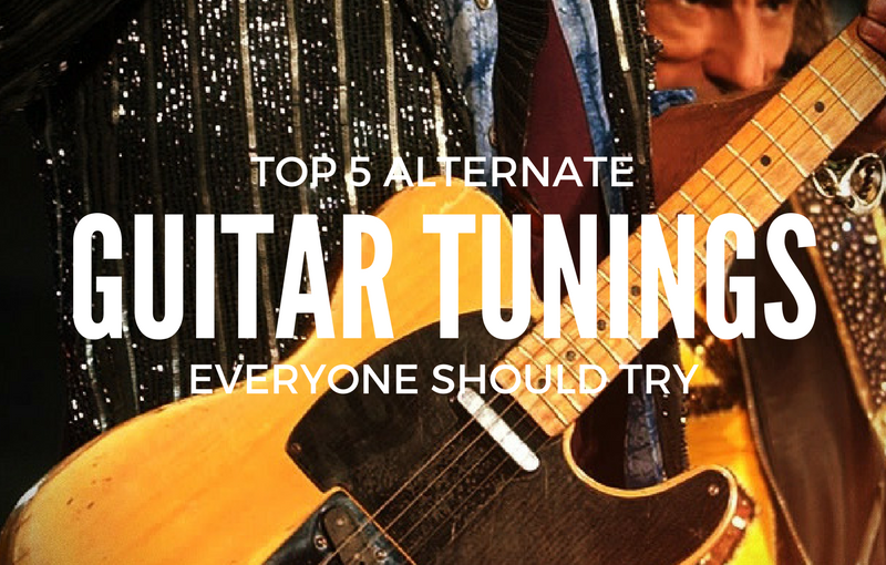 Open Tuning For Playing Blues Guitar
