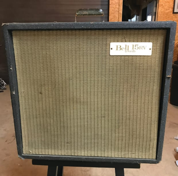 Guitar Amplifier Speaker Box