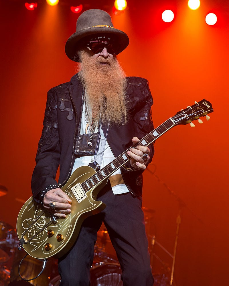 Billy Gibbons-Big Bad Blues