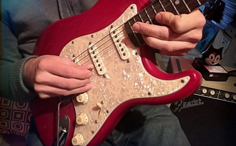 How to Effortlessly Play Pentatonic Scale Over Three Octaves