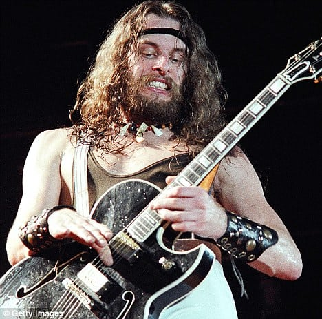 Guitar Amplifiers-Ted Nugent