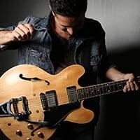 Corey Congilio - Guitar Lessons Online